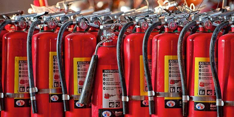 Αναγόμωση πυροσβεστήρων Άβακας