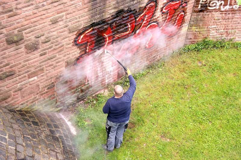 Αφαίρεση graffiti Άβακας